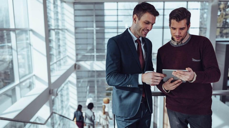 Digital Servitization: trasforma l'ufficio in servizio con MYSPOT