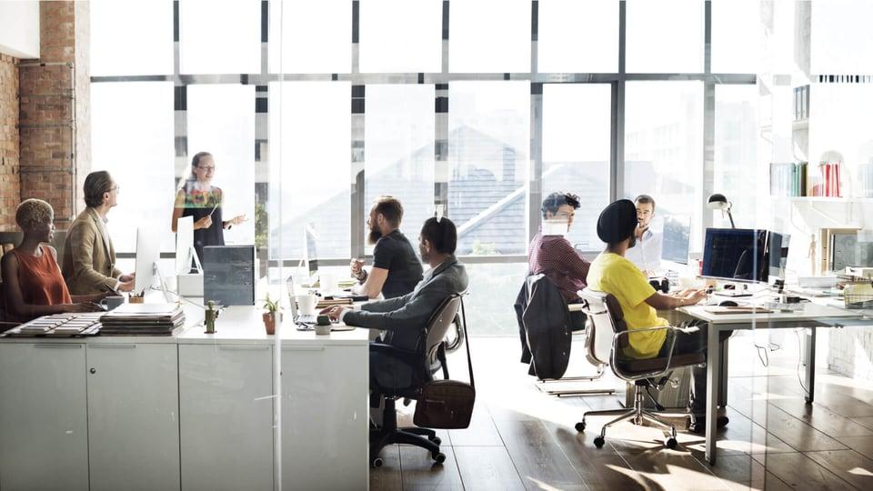 Come il Digital Workspace rivoluziona l'ufficio