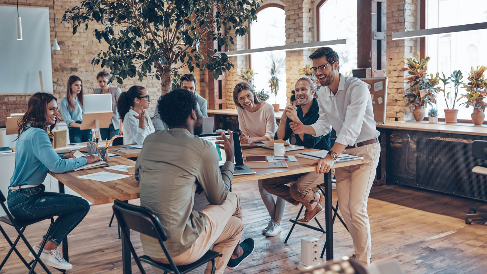 Spazi di lavoro ed employee engagement: come progettarli