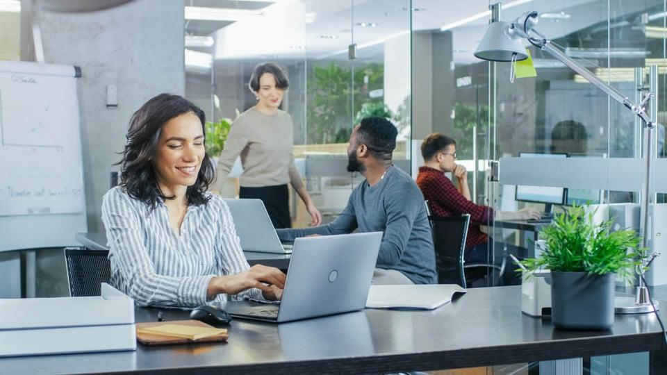 Gestione degli spazi aziendali e plus tecnologici con MYSPOT