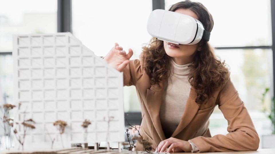 Progettare gli uffici con la realtà virtuale e il BIM