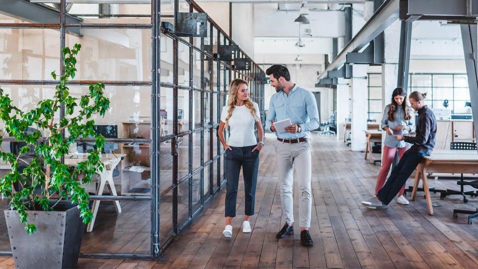 Workspace as a Service con MYSPOT